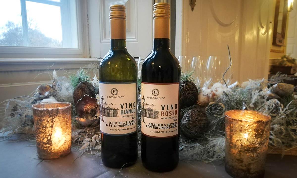 Hindsgavl-vine til årets nytårsmenu